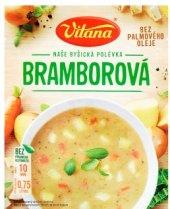 Instantní polévky Naše byšická polévka Vitana