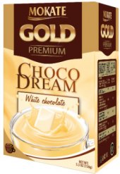 Instantní porcovaná čokoláda Mokate Gold