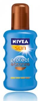 Sprej intenzivní na opalování Protect&Bronze Sun Nivea