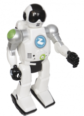 Interaktivní robot Zigy