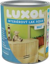 Interiérový lak Aqua Luxol