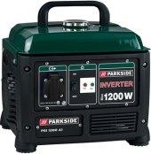 Invertorový generátor Parkside