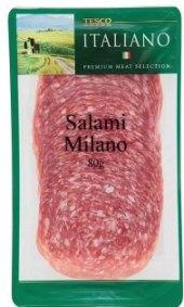 Salám Italiano Tesco