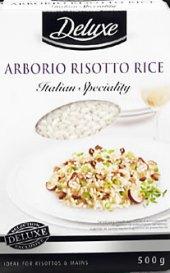Rýže italská Deluxe