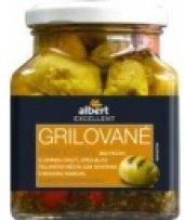 Olivy italské grilované Albert Excellent
