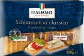 Pečivo italské Schiacciatina Italiamo