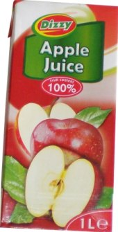 Šťáva jablečná Dizzy