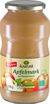 Pyré ovocné Alnatura