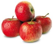 Jablka Gala bio