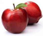 Jablka Red Delicious premium