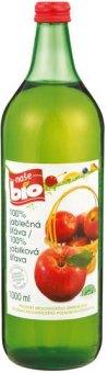 Šťáva 100% jablečná Naše Bio