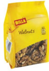 Ořechy vlašské Billa