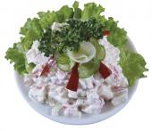Jadranský salát surimi