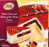 Ovocný dort mražený Firenze