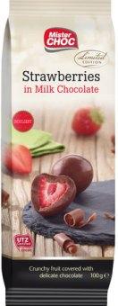 Jahody v čokoládě Mister Choc