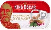 Játra tresčí King Oscar