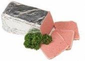 Paštika játrový sýr