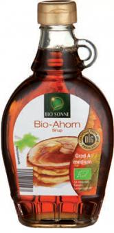 Javorový sirup Bio Sonne