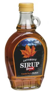 Javorový sirup Druid