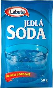 Jedlá soda Labeta