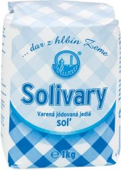 Sůl jedlá Solivary