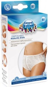 Jednorázové kalhotky Canpol babies