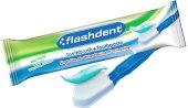 Balíček jednorázový kartáček a pasta na zuby Flashdent