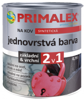 Jednovrstvá barva 2 v 1 Primalex