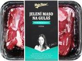 Jelení maso na guláš Moje Maso