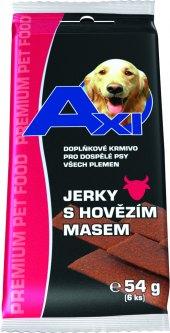 Pamlsky pro psy Jerky Axi