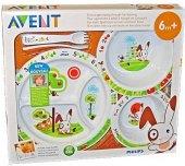 Jídelní souprava pro děti Avent