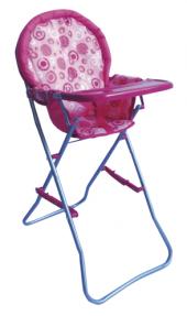 Jídelní židlička pro panenky