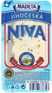 Sýr Niva Jihočeská 50% Madeta