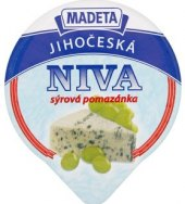 Sýrová pomazánka Niva Jihočeská Madeta
