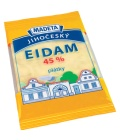 Sýr Eidam Jihočeský 45% Madeta