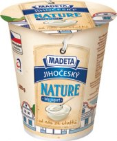 Bílý jogurt Nature jihočeský Madeta