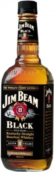 Bourbon Black Jim Beam