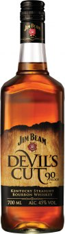Bourbon Devil's cut Jim Beam
