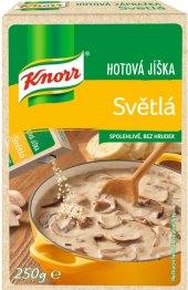 Jíška hotová Knorr