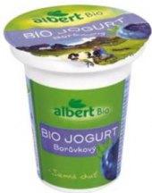Ochucený jogurt Albert bio