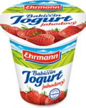 Jogurt babiččin Ehrmann
