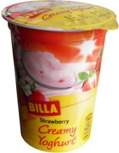 Jogurt Billa