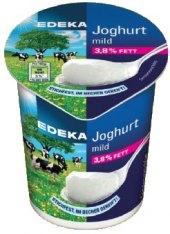 Bilý jogurt Edeka