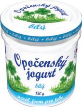 Jogurt bílý Opočenský Bohemilk