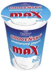 Bílý jogurt smetanový max Choceňský