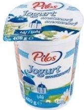 Bilý jogurt smetanový Pilos