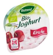 Jogurt Bio ovocný Biotrend