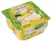 Jogurt dětský ochucený Sojasun