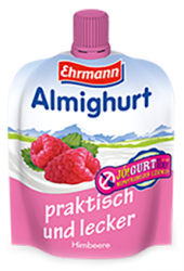 Jogurt do ruky Almighurt Ehrmann