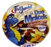 Jogurt Duo Mráček Fruit Jumbo